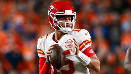 The chief plans to negotiate a contract extension with quarterback mahames