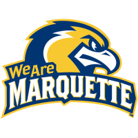2005-Pres Marquette Golden Eagles Mascot Logo Light Iron-on Stickers (Heat Transfers)