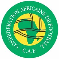 Confederation of African Football Light Iron-on Stickers (Heat Transfers)