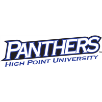 High Point Panthers 2004-Pres Wordmark Logo Light Iron-on Stickers (Heat Transfers)