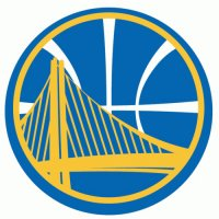 Golden State Warriors Alternate Logo  Light Iron-on Stickers (Heat Transfers) version 1