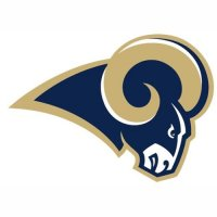 St. Louis Rams Primary Logo  Light Iron-on Stickers (Heat Transfers)