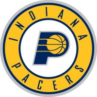 Indiana Pacers Alternate Logo  Light Iron-on Stickers (Heat Transfers) version 1