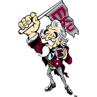 2004-Pres Eastern Kentucky Colonels Mascot Logo