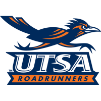 2007-Pres Texas-SA Roadrunners Secondary Logo Light Iron-on Stickers (Heat Transfers)