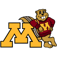 1986-Pres Minnesota Golden Gophers Mascot Logo Light Iron-on Stickers (Heat Transfers) 7