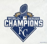 2015 World Series Champions (Heat Transfers)