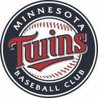 Minnesota Twins Primary Logo  Light Iron-on Stickers (Heat Transfers)