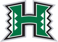 Hawaii Warriors 1998-Pres Primary Logo Light Iron-on Stickers (Heat Transfers)