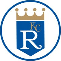 Kansas City Royals Alternate Logo  Light Iron-on Stickers (Heat Transfers)