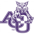 Abilene Christian Wildcats 1997-2012 Alternate Logo Light Iron-on Stickers (Heat Transfers)