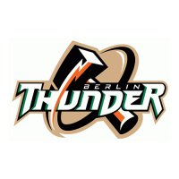 Berlin Thunder Primary Logos  Light Iron-on Stickers (Heat Transfers)