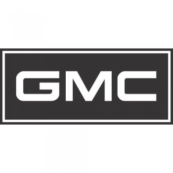 GMC logo Light Iron On Stickers (Heat Transfers)