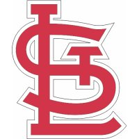 St. Louis Cardinals Cap Logo  Light Iron-on Stickers (Heat Transfers)