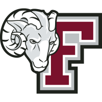 2008-Pres Fordham Rams Primary Logo Light Iron-on Stickers (Heat Transfers)