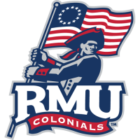 2006-Pres Robert Morris Colonials Alternate Logo Light Iron-on Stickers (Heat Transfers)