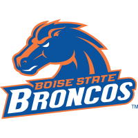 2002-2012 Boise State Broncos Alternate Logo T shirt Light Iron-on Stickers (Heat Transfers)