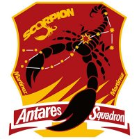 Antares Squadron light t shirt iron on transfer