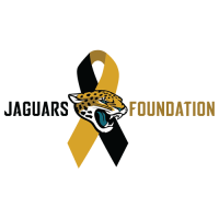 Jacksonville Jaguars 2013-Pres Charity Logo Light Iron-on Stickers (Heat Transfers) 2