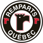 Quebec Remparts Logos Iron Ons