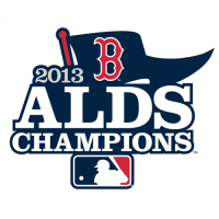 Boston Red Sox 2013 Champion Logo Light Iron-on Stickers (Heat Transfers)