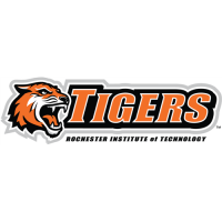 RIT Tigers 2004-Pres Secondary Logo Light Iron-on Stickers (Heat Transfers)