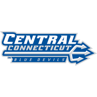 CCSU Blue Devils 2012-Pres Wordmark Logo Light Iron-on Stickers (Heat Transfers)