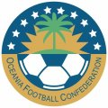 Oceania Football Confederation Light Iron-on Stickers (Heat Transfers)