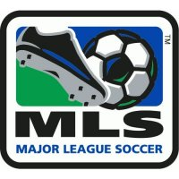 Major League Soccer Light Iron-on Stickers (Heat Transfers)
