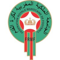 Morocco Football Confederation Light Iron-on Stickers (Heat Transfers)