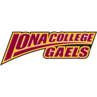 Iona Gaels 2003-Pres Wordmark Logo Light Iron-on Stickers (Heat Transfers)