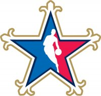 NBA All-Star Game 2013 14 Misc Logo Light Iron-on Stickers (Heat Transfers)