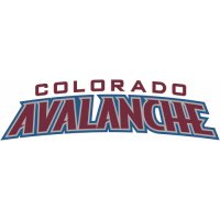 Colorado Avalanche Script Logo  Light Iron-on Stickers (Heat Transfers) version 2
