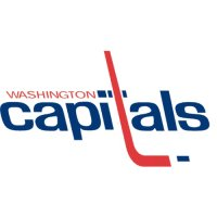 Washington Capitals Primary Logo  Light Iron-on Stickers (Heat Transfers)