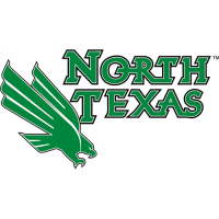 North Texas Mean Green 2005-Pres Primary Logo Light Iron-on Stickers (Heat Transfers)