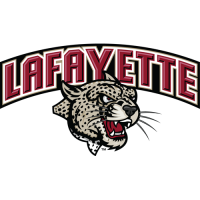 2000-Pres Lafayette Leopards Alternate Logo Light Iron-on Stickers (Heat Transfers)