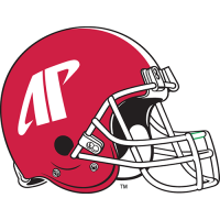 Austin Peay Governors 0-Pres Helmet Logo Light Iron-on Stickers (Heat Transfers)