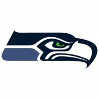 Seattle Seahawks Primary Logo  Light Iron-on Stickers (Heat Transfers)