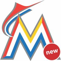 Miami Marlins Cap Logo  Light Iron-on Stickers (Heat Transfers) version 1