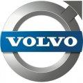Volvo logo light t shirt iron on transfer
