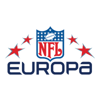 NFL Europa 2007 Primary Logo Light Iron-on Stickers (Heat Transfers)