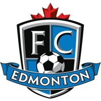 FC Edmonton Light Iron-on Stickers (Heat Transfers)