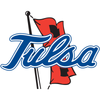 1982-Pres Tulsa Golden Hurricane Primary Logo Light Iron-on Stickers (Heat Transfers)