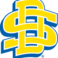 1999-Pres South Dakota State Jackrabbits Alternate Logo Light Iron-on Stickers (Heat Transfers)