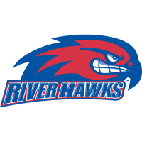UMass Lowell River Hawks 2005-Pres Secondary Logo Light Iron-on Stickers (Heat Transfers)