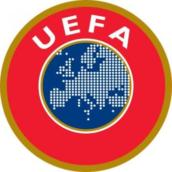 Union of European Football Associations Light Iron-on Stickers (Heat Transfers)