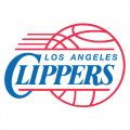 Los Angeles Clippers Primary Logo  Light Iron-on Stickers (Heat Transfers)