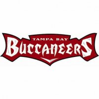 Tampa Bay Buccaneers Script Logo  Light Iron-on Stickers (Heat Transfers) Vesion 3