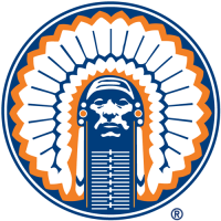 Illinois Fighting Illini 2004-Pres Alternate Logo Light Iron-on Stickers (Heat Transfers)