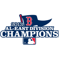Boston Red Sox 2013 Champion Logo1 Light Iron-on Stickers (Heat Transfers)